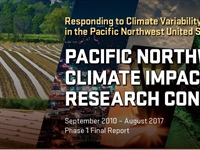 Responding to Climate Variability and Change in the Pacific Northwest