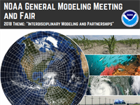 Deadline Extensions for NOAA General Modeling Meeting and Fair