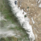 Threat to 75% of California's Agricultural Water Supply from Decreased Snowpack
