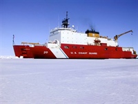 USCG Healy Returns from Distributed Biological Observatory Arctic Cruise