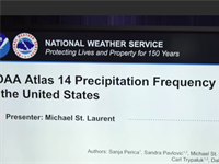 NOAA Atlas 14 Precipitation Frequency Atlas of the United States